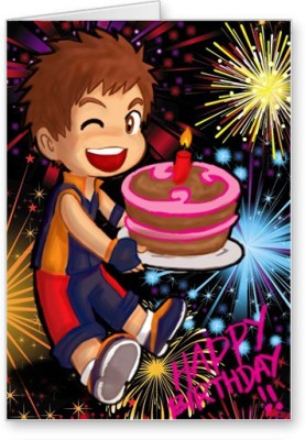 Lolprint Happy Happy Birthday