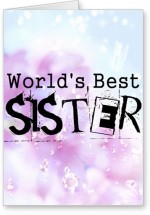 Lolprint World's Best Sister Rakhi