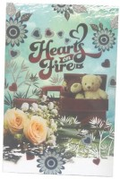 Tanmay Hearts On Fire Greeting Card (Multicolor, Pack Of 1)
