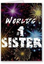Lolprint Worl's no. 1 Sister Rakhi