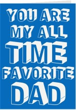 Giftsbymeeta Favorite Dad Fathers Day