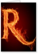Lolprint R Alphabet Letter Name