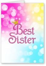 Lolprint Best Sister Rakhi