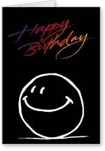 Lolprint Happy Birthday Smile