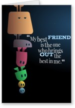 Lolprint Best Friendship Day