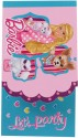 Themez Only Barbie Invitation Card - CRDDWFXGR8S4NYFD