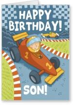 Lolprint Happy Birthday Son