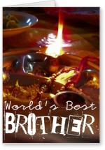 Lolprint World's Best Brother Rakhi