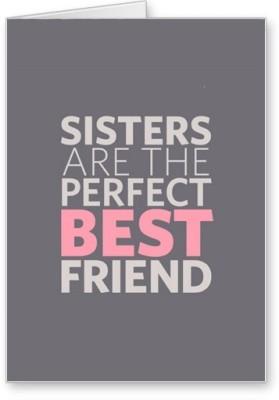 Lolprint Sisters are Best Friend Rakhi