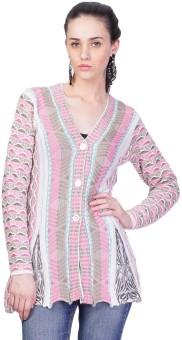 Montrex Women's Button Solid Cardigan - CGNEDJXR7TVBJ7SF