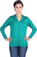 Montrex Women's Button Solid Cardigan - CGNEFZ2HWG9SBBW5