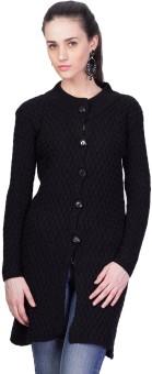 Montrex Women's Button Solid Cardigan - CGNEDKJZR8GQSKRQ