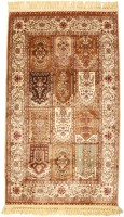 Miras Carpet Rugs Silk Throw Rug - CPGE5H7G2YQMZ5BD