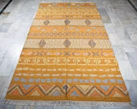 Midas Multicolor Wool Carpet