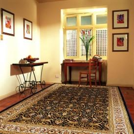 Oriental Weavers Multicolor Polypropylene Carpet