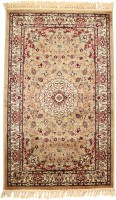 Miras Carpet Rugs Silk Throw Rug - CPGE5H7JVZGMJHHF