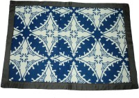 Amita Home Furnishing Blue Cotton Area Rug 61 Cm  X 89 Cm