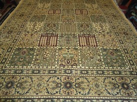 I.C Multicolor Cotton Carpet