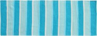 Saral Home Blue Cotton Area Rug