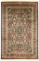 Miras Carpet Rugs Silk Throw Rug - CPGE5J34GUUMV7PR