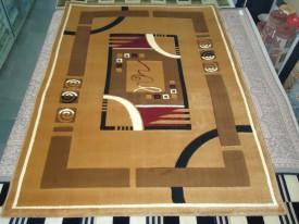 I.C Multicolor Wool Carpet