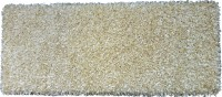 Amit Carpet Light Green, Green, Yellow, Gold, Dark Green Polyester Viscose Blend Carpet 61 Cm  X 183 Cm