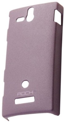 Buy Rock Back Cover for Sony Xperia U: Cases Covers