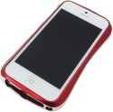 Draco Design Bumper Case For IPhone 5 - Flare Red