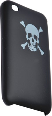 I Cover Back Cover for iPhone 3 / 3G Black