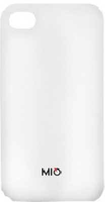 Mio Back Cover for iPhone 4S White