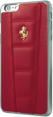 Ferrari Back Cover for iPhone 6 Plus at flipkart