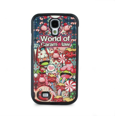 KolorFish Back Cover for Samsung Galaxy S4 - i9500