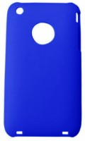 Bacchus Back Cover For Apple IPhone 3G (Blue)