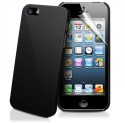 Wow Back Cover For Apple Iphone 5S - Black