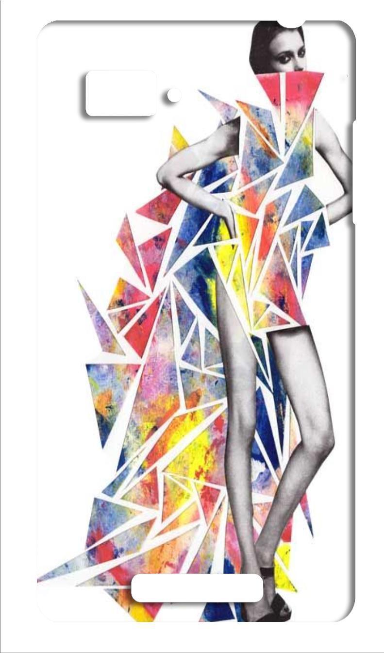 Mobile Cover Shop Back Cover for Lenevo Vibe Z