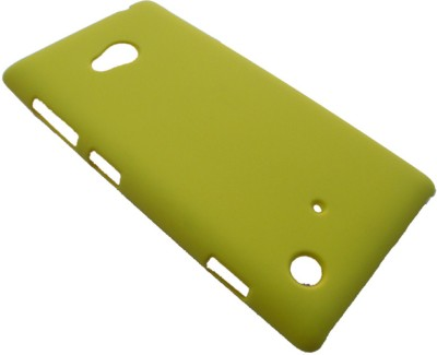 Winsome Deal Back Cover for Nokia Lumia 720 Yellow available at Flipkart for Rs.135