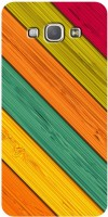 Zapcase Back Cover For Samsung Galaxy A8 (Multicolor)