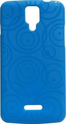 Amaze Mobile Back Cover for Karbonn Titanium S5 Plus Dark Blue available at Flipkart for Rs.165