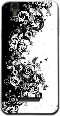 Kaira Back Cover for Micromax Yureka AO5510