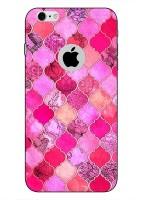 Jugaaduu Back Cover For Apple IPhone 6S (Multicolor)