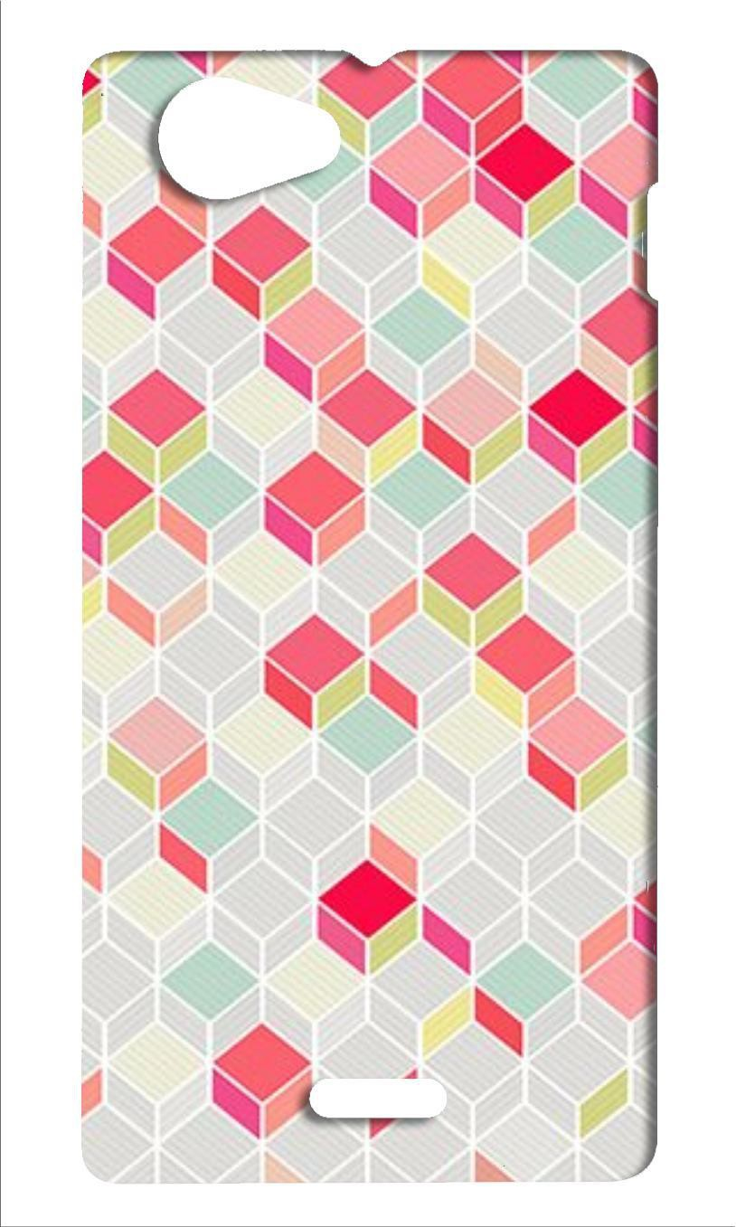 Mobile Cover Shop Back Cover for Sony Xperia J ST26I