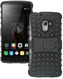 Mobile Mart Shock Proof Case For Lenovo Vibe K4 Note (BLACK)