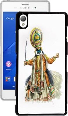 Fuson Back Cover for Sony Xperia Z3