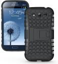 HOKO Shock Proof Case For Samsung Galaxy Grand 2 G7102 (Black)