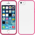 Skech Back Cover For Apple IPhone 5 / 5S - White, Pink