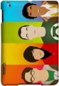 Enthopia Back Cover For IPad Mini, IPad Mini 2, IPad Mini Retina - Multicolor - ACCDVHJPRBJPWNHT
