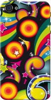 KanvasCases Back Cover For Apple IPhone 4s (Multicolor)