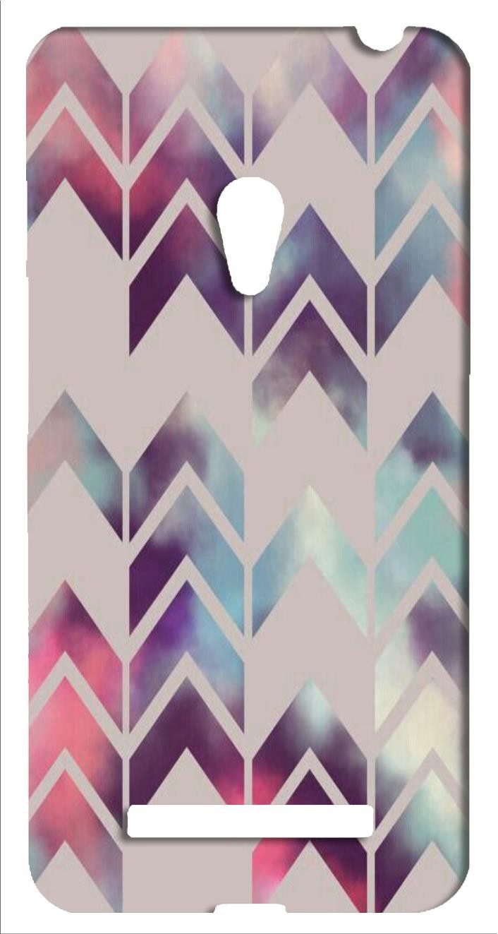 Mobile Cover Shop Back Cover for Asus Zenfone 5 A500CG