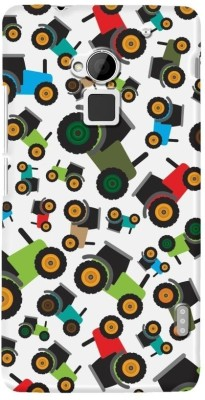 DailyObjects Back Cover for HTC One Max