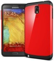 DMG Back Cover For Samsung Galaxy Note 3 - Red